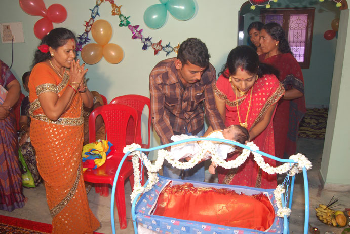 naming ceremony of sugesh's baby boy.naming ceremony photography coimbatore