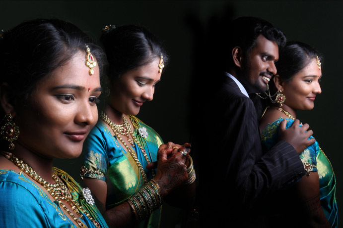 good-wedding-photographers-in-coimbatore have taken this photo. wedding photo from sathish's digital-Album